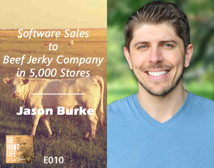 E010 Software Sales to The New Primal Jerky Company Founder – Jason Burke
