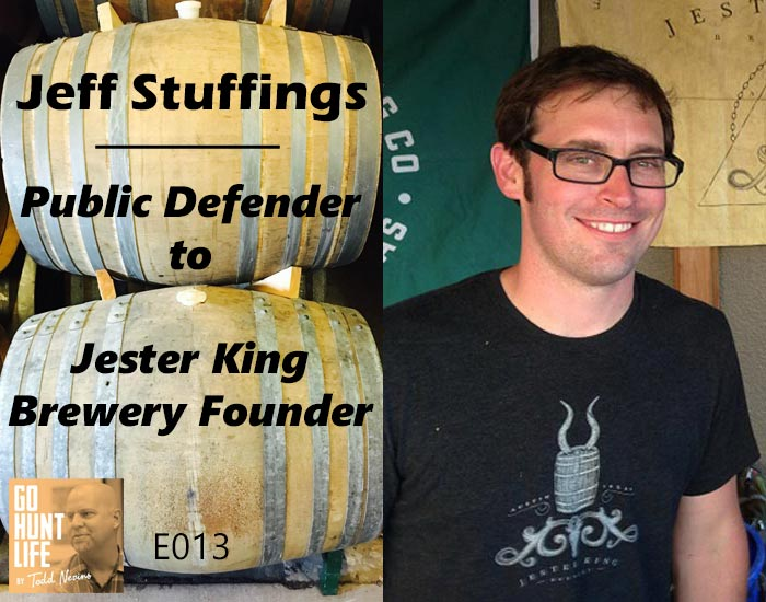 E013 Public Defender to Jester King Brewery Founder – Jeff Stuffings