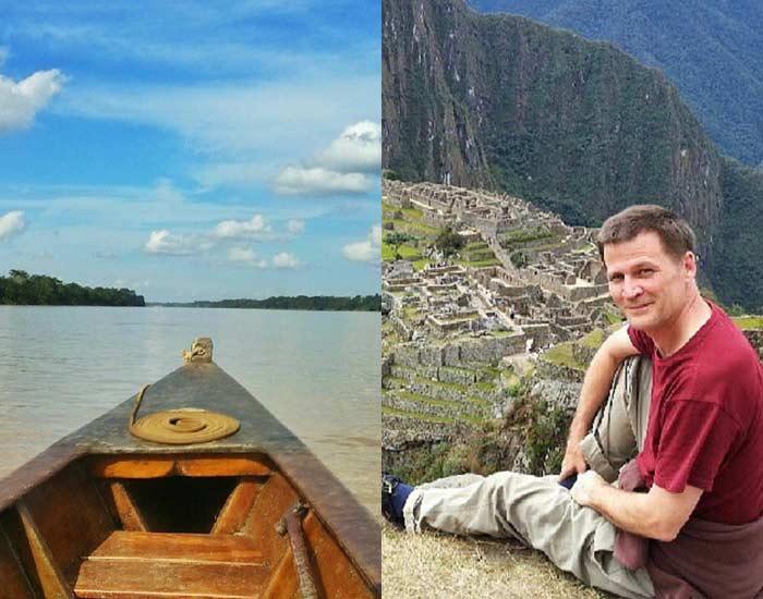 E014 Arkansas Attorney to International Travel Writer – Michael Hodson