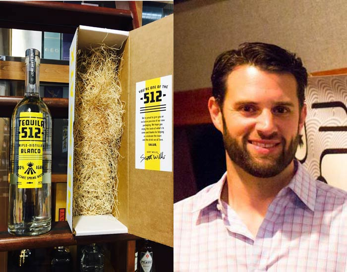 E017 Bootstrapping & Bootlegging Austin's First Tequila – Scott Willis of Tequila 512