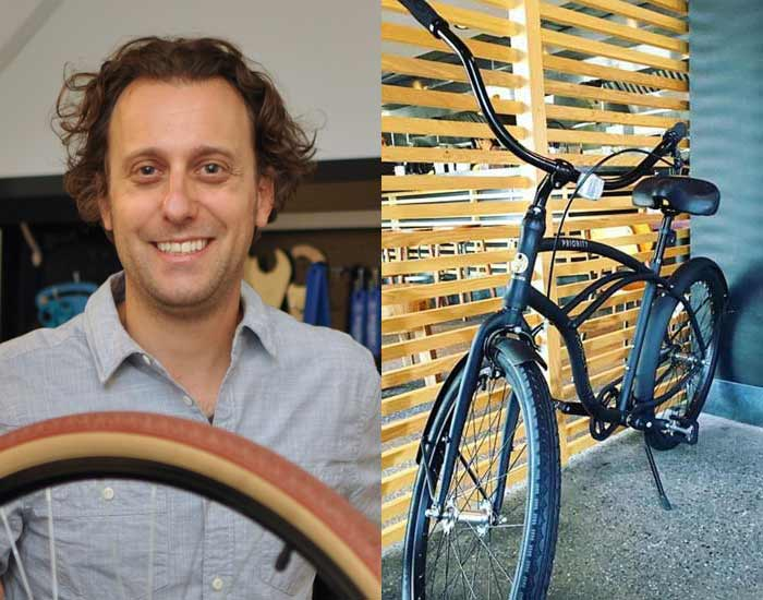 E032 Bicycle Company Founder Shifted Gears Out of Technology CEO Life – Dave Weiner