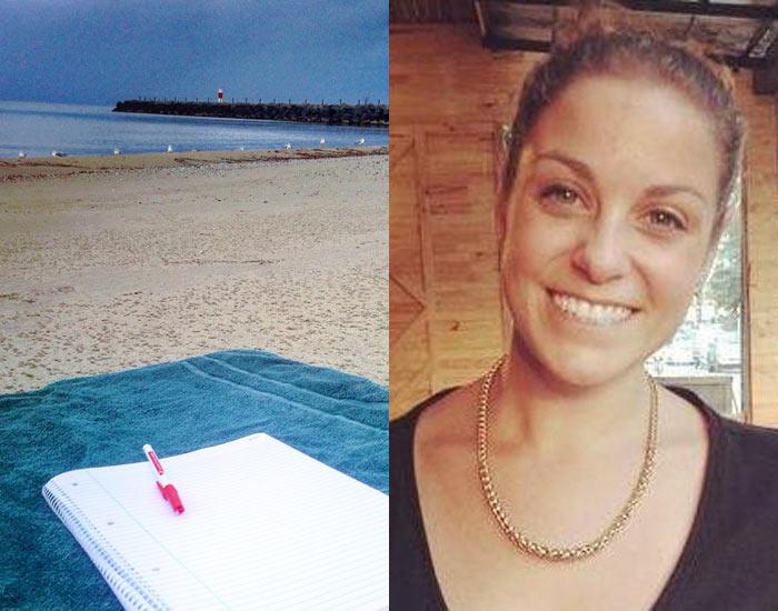 E034 Entrepreneur Lives Overseas on $500 a Month – Rachel Mazza