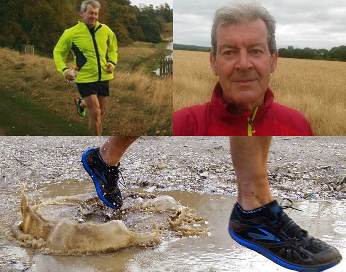 E039 Arthritic & Obese at 54 Transforms to Ultra Distance Runner by 60 – Andrew Townsend