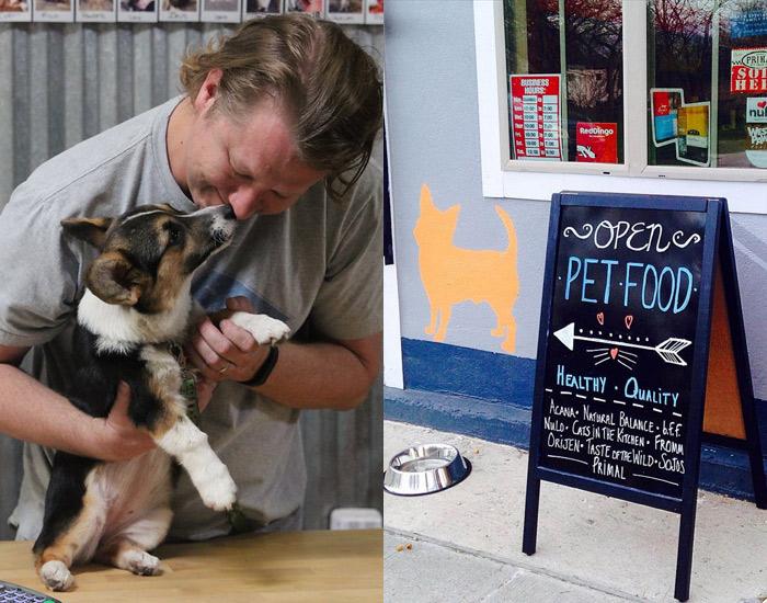 E042 Healthy Pet Food Retail Entrepreneur Gains Financial Freedom – Burton Cleveland