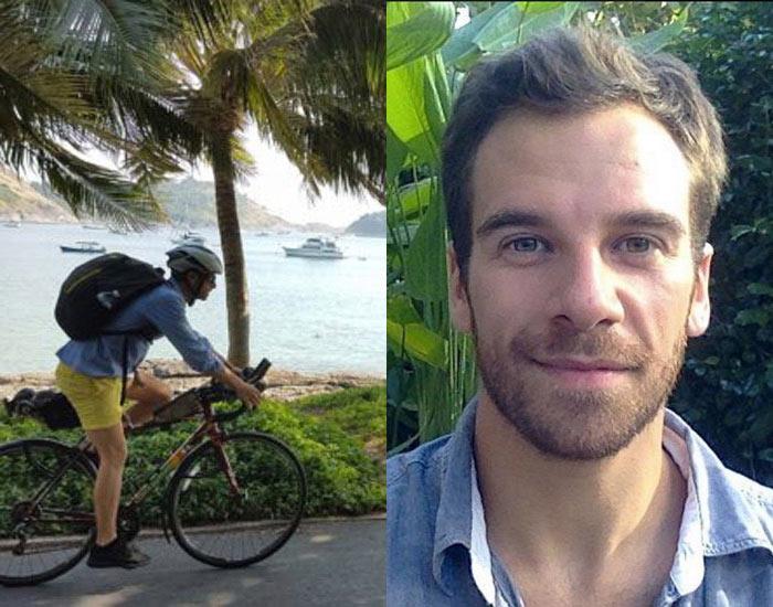 E043 From Homeless in New York to Global Podcast Ninja in Thailand – Anthony Rigogliosi