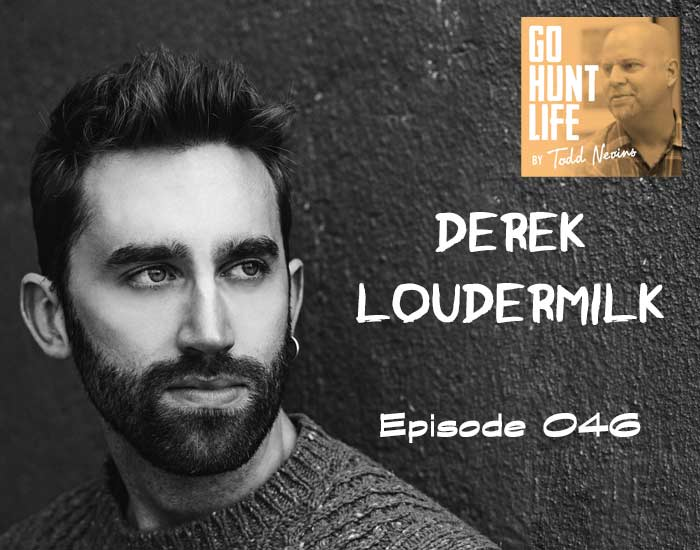 E046 Professional Adventurer Travels the World on $1,000/month – Derek Loudermilk