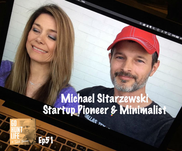 Ep51 Tech Startup Pioneer Launches Epic Minimalist RV Lifestyle – Michael Sitarzewski