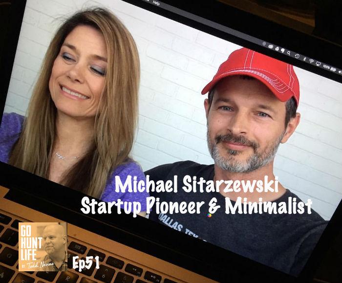 Ep51 Tech Startup Pioneer Launches Epic Minimalist RV Lifestyle – Michael Sitarzewski
