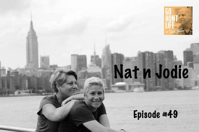 E049 Narrowly Escaping Dubai Debt Jail Broke But Not Broken – Nat and Jodie