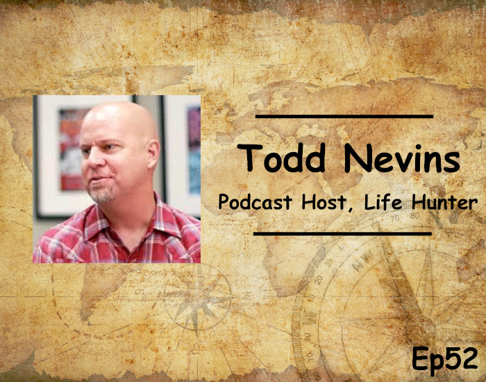 "Ep52[transcript] ""Sell Your Sh*t and Git"" – Todd Nevins, a year of ripcords"