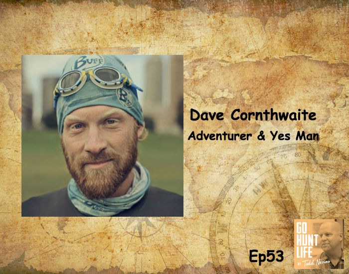 Ep53 Literally Skateboarded Out of a Perfectly Reasonable Job Towards a World Record – Dave Cornthwaite