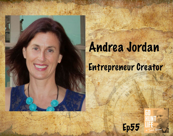 Ep55 Attorney Quits 6 Figure Job for Global Travel & Digital Nomad Lifestyle – Andrea Jordan