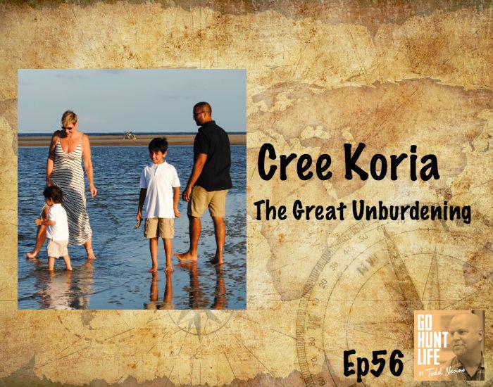 Ep56 The Great Unburdening of the American Dream – Cree Koria