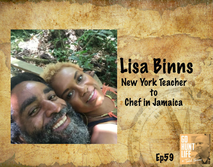 Ep59 Why This Brooklyn Girl Quit Her 20 Year Teaching Career to be a Chef in Jamaica – Lisa Binns