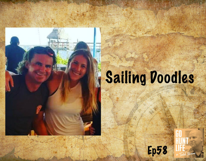Ep58 Brain Hemorrhage Ends Pilot's Career So He Lives Out His Dream On A Sailboat – Sailing Doodles