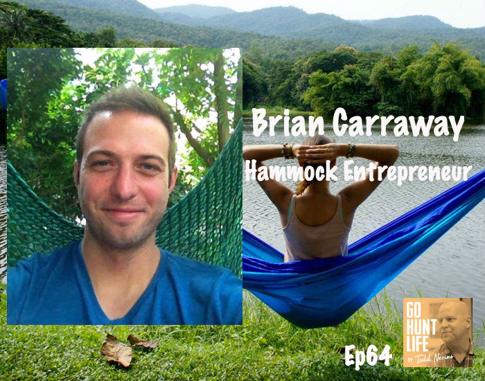 Ep64 Quits Ideal Job to Build a Hammock Company and Empower Women – Brian Carraway