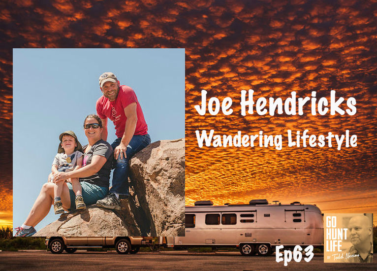 Ep63 Airstream, Camera and Family. All You Need for a Wandering Lifestyle – Joe Hendricks