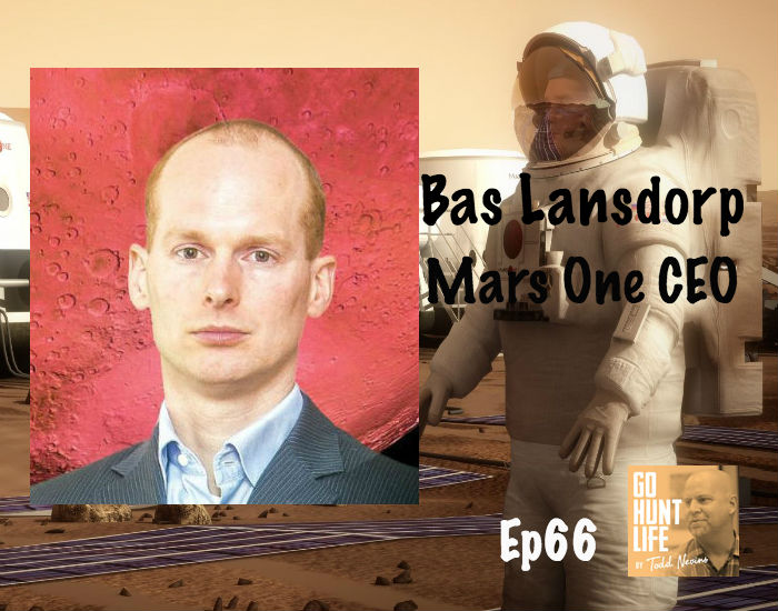 Ep66 One-Way Ticket to Mars Can and Will Happen by 2031 – Bas Lansdorp, Mars One CEO 🌎 🚀