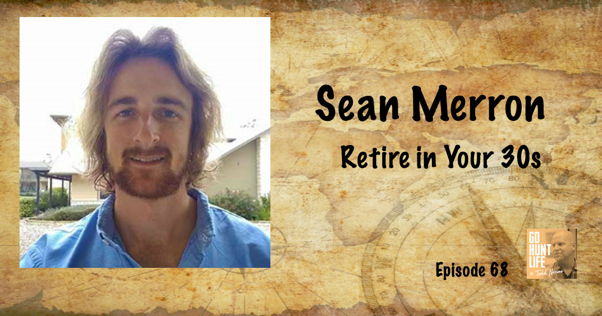 Ep68 Retire in Your 30s, Frugal Dude Sean Merron Explains How His Family is Set For Life 💰 🌴 ☀️ 😎