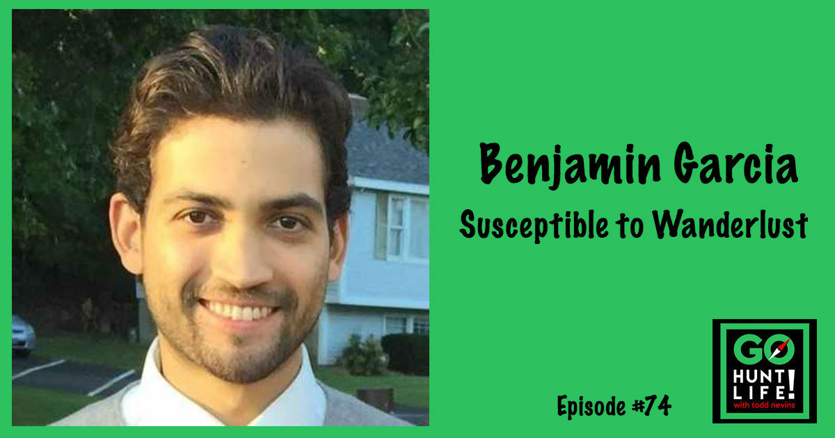Ep74 Founding Tech Startups, Building Tiny Houses and Living in a Converted School Bus – Benjamin Garcia 🚌