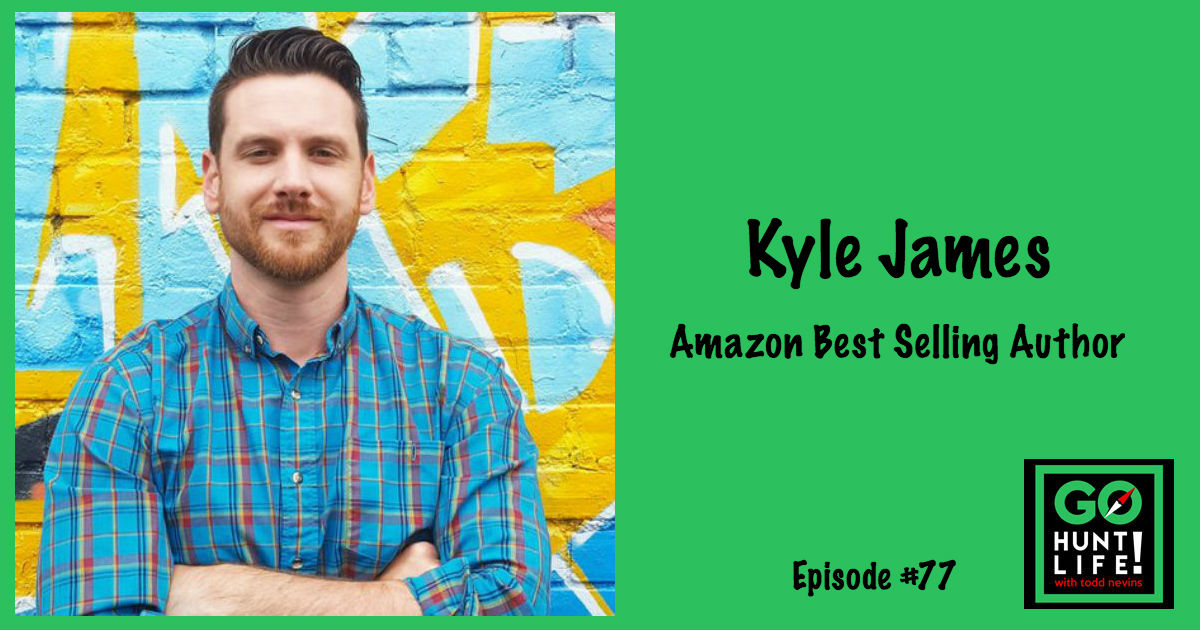 Ep77 Author, Traveler and Food Truck Entrepreneur – Kyle James 🌎 🇹🇭