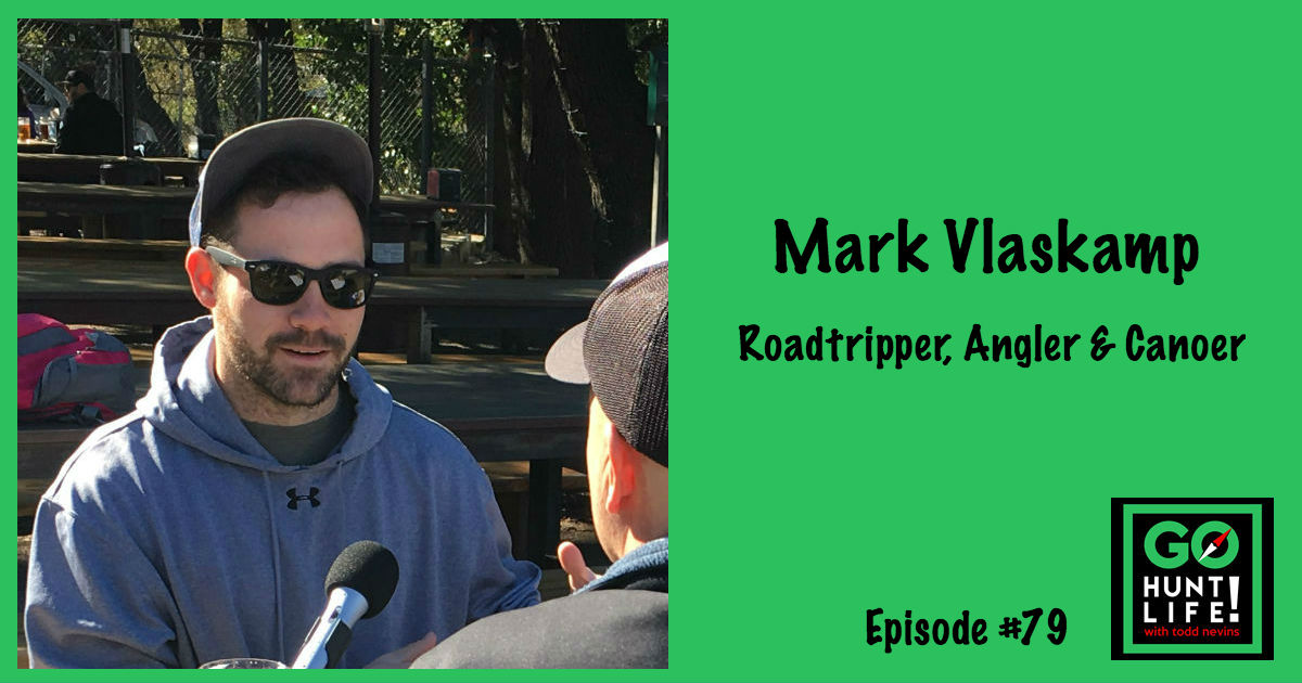 Ep79 15,482 Mile Road Trip Through 37 States With 1 Canoe and Endless Possibilities – Mark Vlaskamp ✌️ 🚙