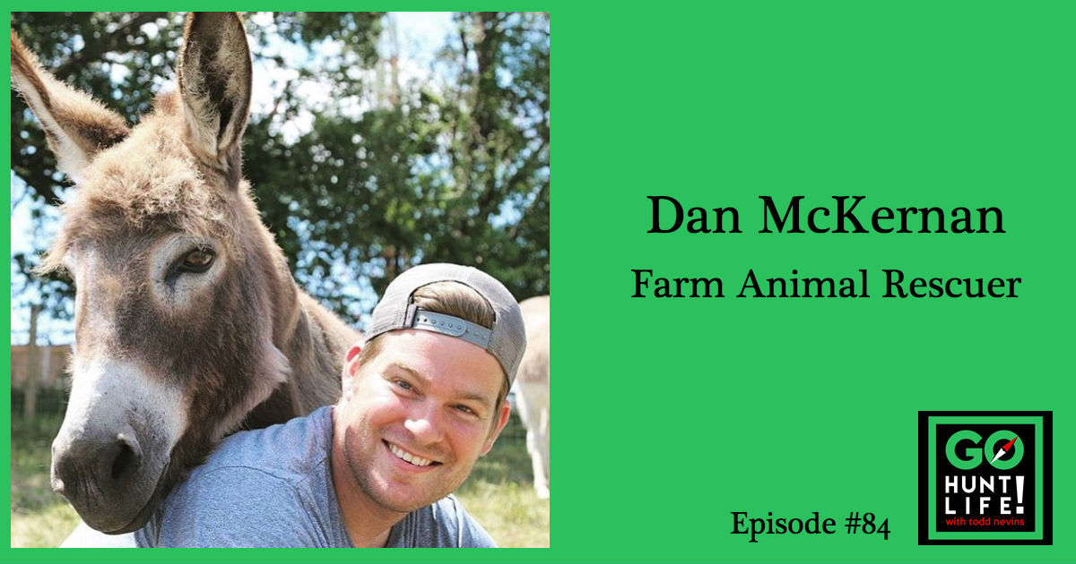 Ep84 Austin Startup Guy Quits Tech Job to Rescue Farm Animals – Dan McKernan 🐮 🐷