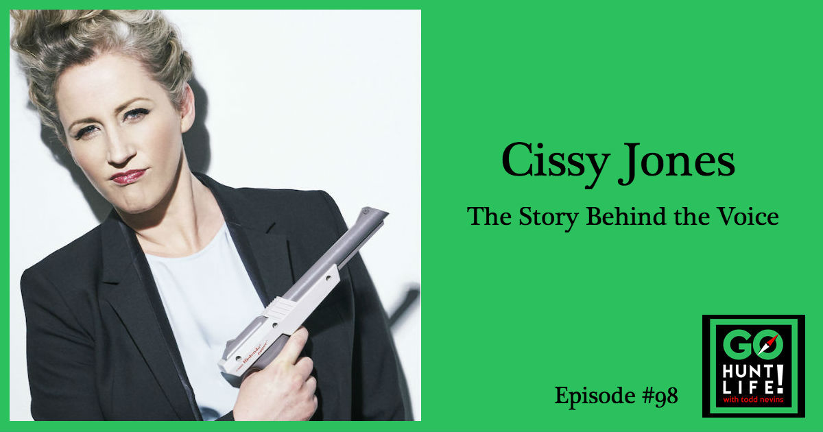 Ep98 Breaks Out of Silicon Valley to be an Award Winning Voice Actor – Cissy Jones 💪🎙